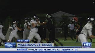 Millbrook dominates Enloe, 49-14