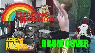 Reading Rainbow Theme Song Drumming - JOEY MUHA