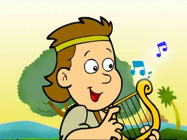 Tia Cecéu - Harpa de Davi - YouTube