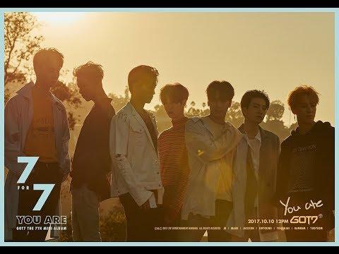 GOT7 - You Are[Album spoiler '7 for 7](MP3)