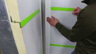 how to build inside corners with SMARTci continuous insulation