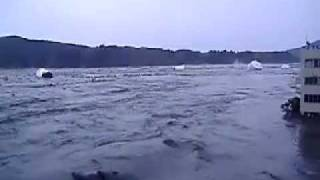 Tsunami - The Tohoku earthquake (March 11, 2011- at Kesennuma)