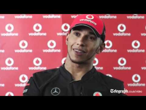 Lewis and Hamilton talk Canadian GP