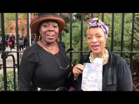 Dona Croll & Ellen Thomas supports RFUK