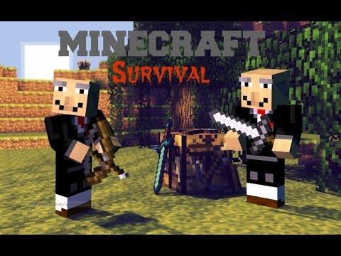 Minecraft Survival w/ Amia Union: The Original Start