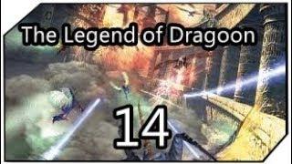 Rückblick Let`s play (Stream) The Legend of Dragoon - Die Reise durch dem Mond Deutsch GER 014