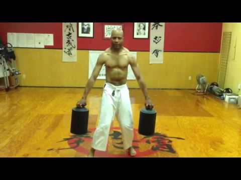 Sanchin Training (Part 1)