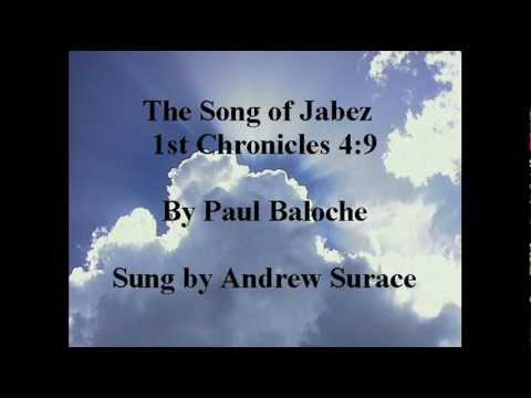 The Song of Jabez