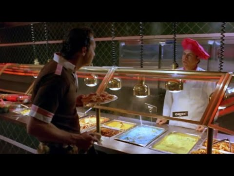 Vegas Vacation (1997) The Buffet Scene