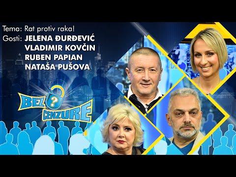 BEZ CENZURE: Rat Protiv Raka! - Vladimir Kovčin, Jelena Đurđević, Ruben Papian I Nataša Pušova