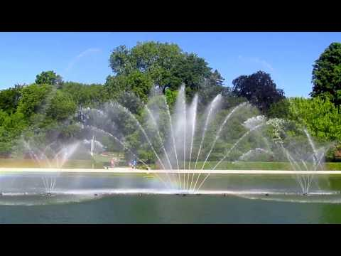 The Musical Fountain Show at the Palace of Versailles