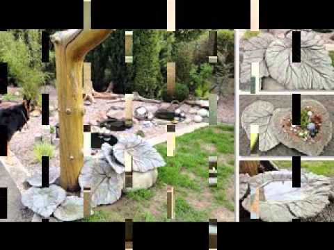 Easy diy concrete projects ideas youtube easy diy concrete projects ideas solutioingenieria Gallery