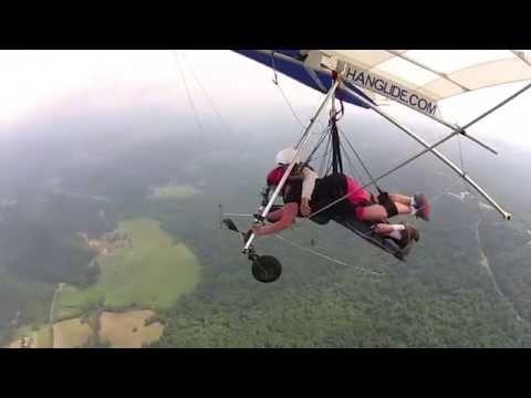 Hang Gliding Tandem To 3,000 Feet @ Lookout Mountain Flight Park