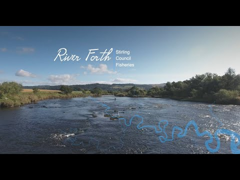 Fishing Around The Forth - Stirling Council Fisheries - River Forth Beat