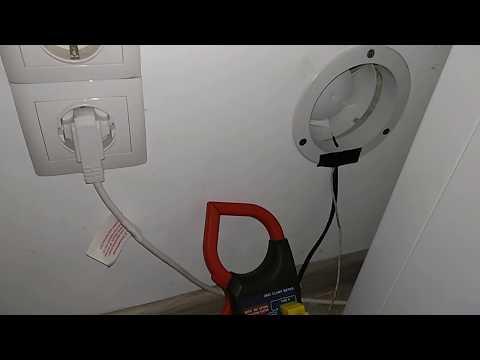 Грунтовый теплообменник зимой - замер эффективности