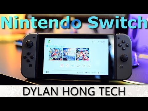 Nintendo Switch: Best Holiday Console?