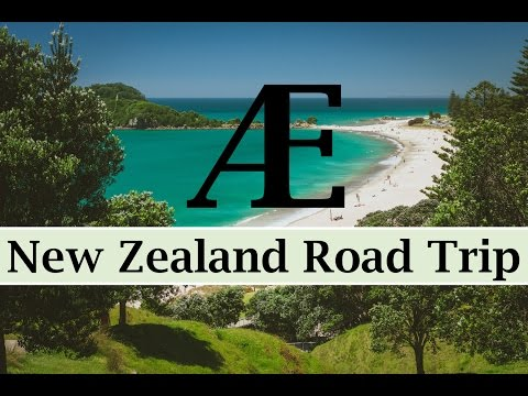 New Zealand Road Trip   //   Travel Montage   //   Æ