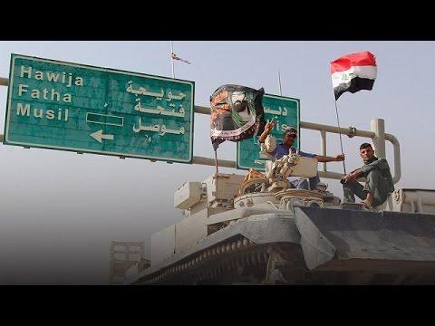 Iraqi army prepares to retake Mosul