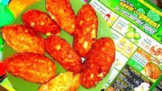 Рыбные котлеты - Блюда из Рыбы за 5 минут FloridaYalta 6.03.2013
