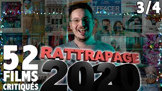 2020 - Rattrapage (3/4)(The Gentlemen, Guns Akimbo, The Hunt, Bloodmachines, The Devil all the Time)