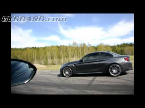BMW 1M vs BMW M2 6-speed manual 340 HP vs 370 HP
