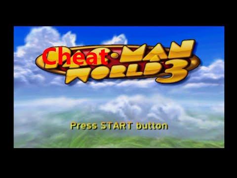 Pac-Man World 3 Cheat Gameplay PS2