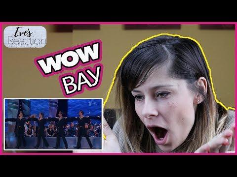 """Яблочко"". Балет Игоря Моисеева Russian Sailor Dance - Yablochko Igor Moiseev's | Reaction"