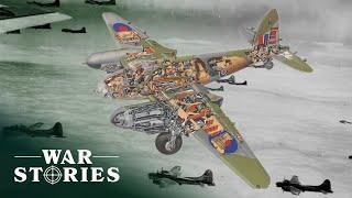 The de Havilland Mosquito: Bandit Of The Air | Battlefield Mysteries | War Stories