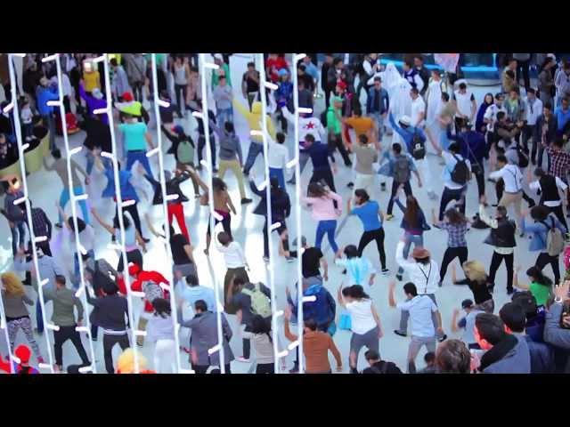 Flashmob Fanta Gangnam Style au Morocco Mall [Vidéo Officielle]