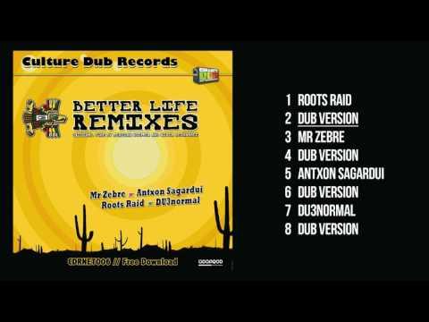 Mexican Stepper & Sista Bethsabée – Better Life Remixes [FULL ALBUM - ODGP169]