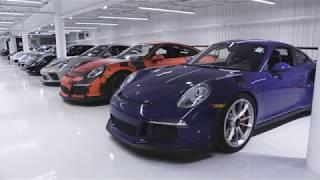 Bienvenue dans notre salle de montre de véhicules d'occasion   Porsche Prestige