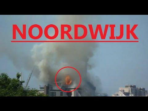Brand 28 juni Noordwijk Rudolf Tappenbeckweg ( polenhuis huis ter duin )