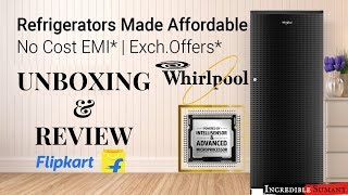 Whirlpool WDE 205 CLS PLUS 3S Fridge Unboxing | Review | Features