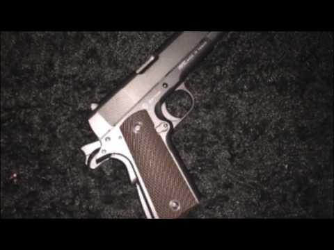 1911   AirgunTestChannel my homemade rock song