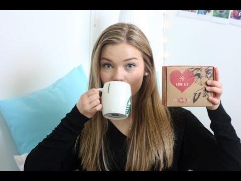 Tiny Tea detox ♡ Review