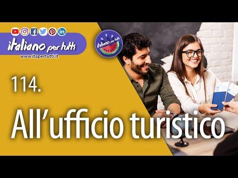 114. Ufficio informazioni turistiche