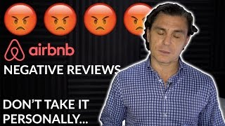 Gambar cover Airbnb Negative Review: Don't Take it Personally...