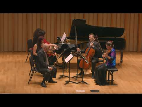 E. Elgar - Piano Quintet in A minor, Op. 84 (1918)