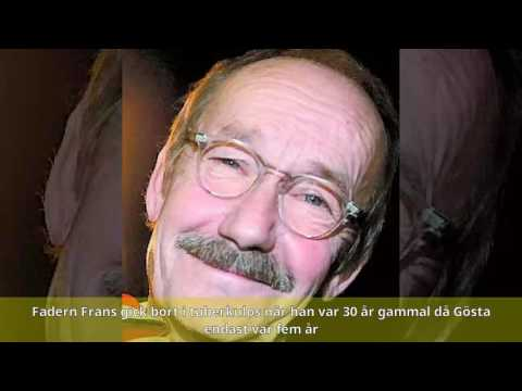 Gösta Ekman den äldre - Barndom