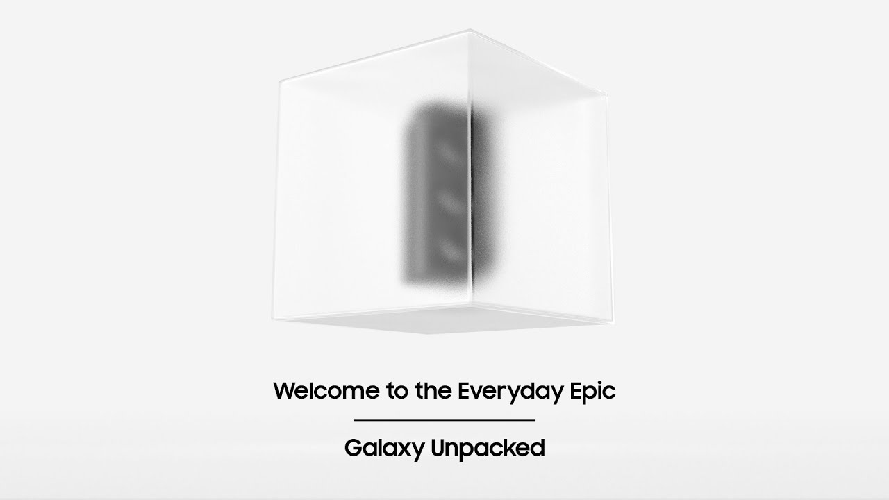 Samsung Galaxy Unpacked January 2021: Official Replay
