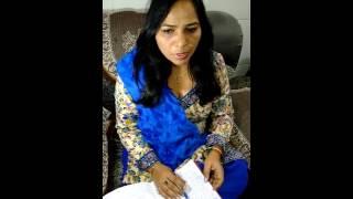 Sushma Kumari | Gazal | Tum Bin