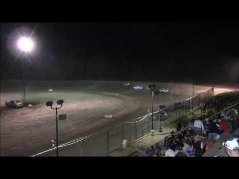 Butler Motor Speedway FWD Heat #2 7/29/17