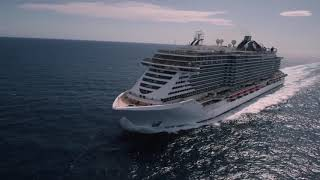 Why MSC SEASIDE is the PLACE TO BE!