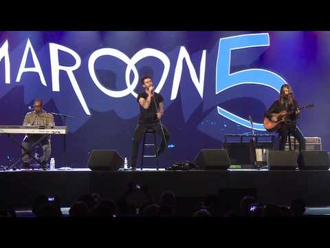 Maroon 5 - private concert in Las Vegas at Qualcomm CES event - January 7, 2013