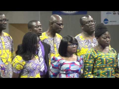2015 NORTH AMERICA GHANAIAN S.D.A CHURCHES CAMP MEETING - MUSICAL CONCERT, OHIO ZONE-3