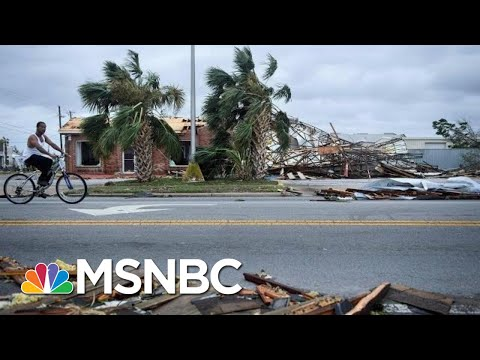 Hurricane Michael Decimates Parts Of Florida Panhandle, Southern U.S. | Velshi & Ruhle | MSNBC