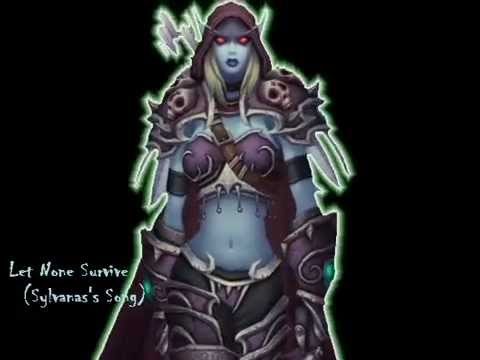 Let None Survive Sylvanass Song Letomis 13 Days of Halloween DAY 13!! HAPPY HALLOWEEN!!