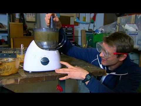 How to Create Sugar Crystals | Bang Goes The Theory | Brit Lab | BBC