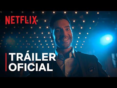 Lucifer (EN ESPAÑOL): Temporada 5 - Parte 2 | Tráiler oficial | Netflix