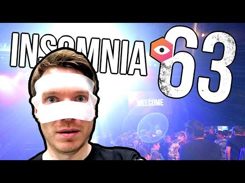 UK'S BIGGEST VIDEO GAME EVENT VLOG